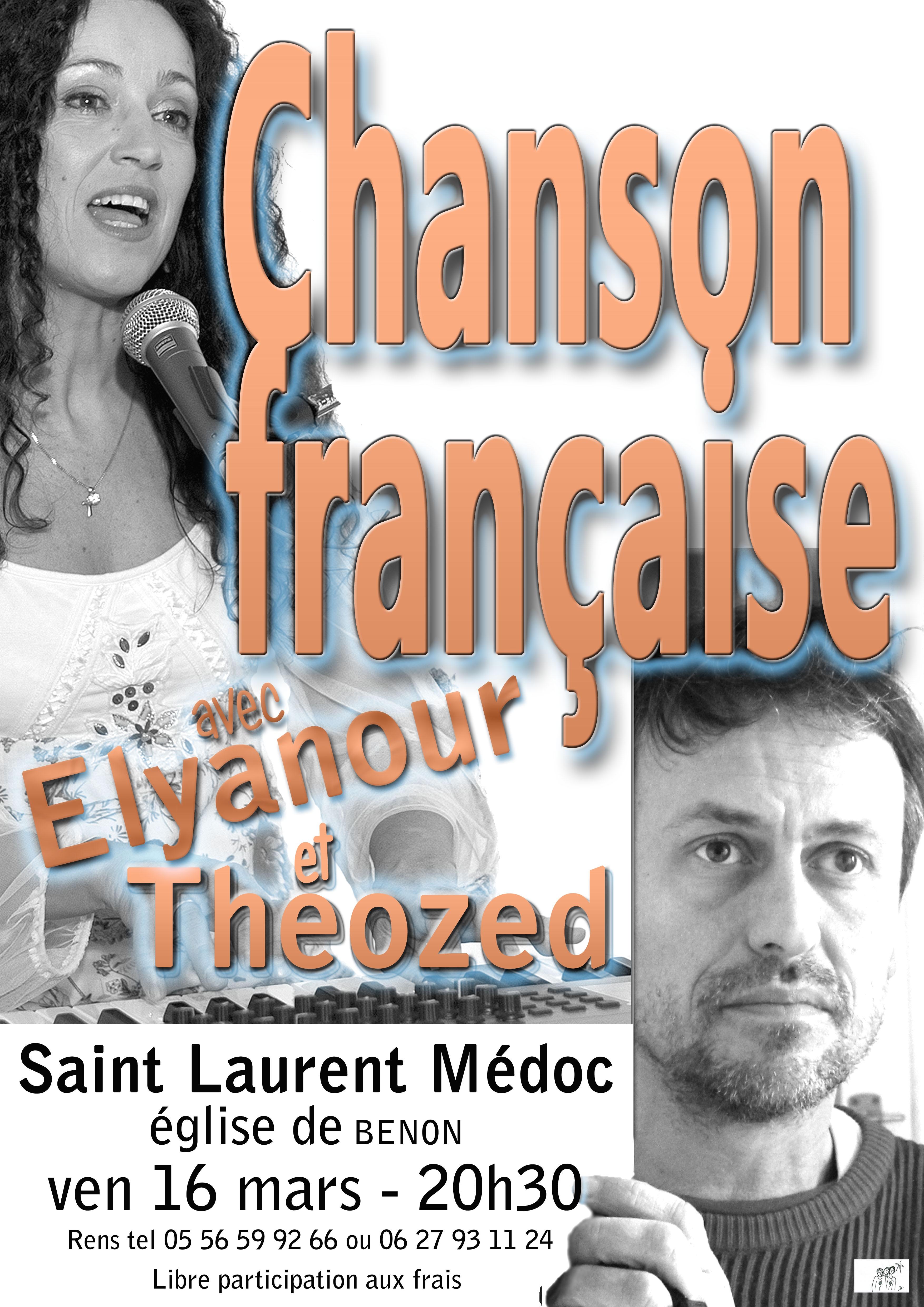 Elyanour et Theozed en concert dans Spectacles theozed